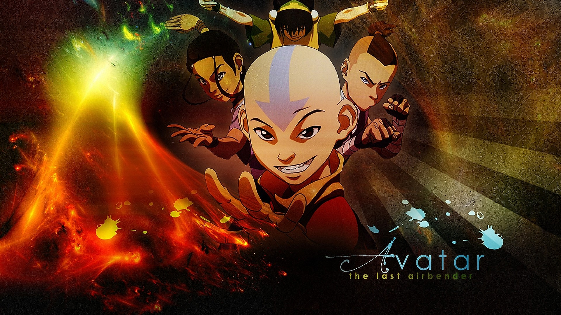Avatar The Last Airbender Free Wallpaper and Background