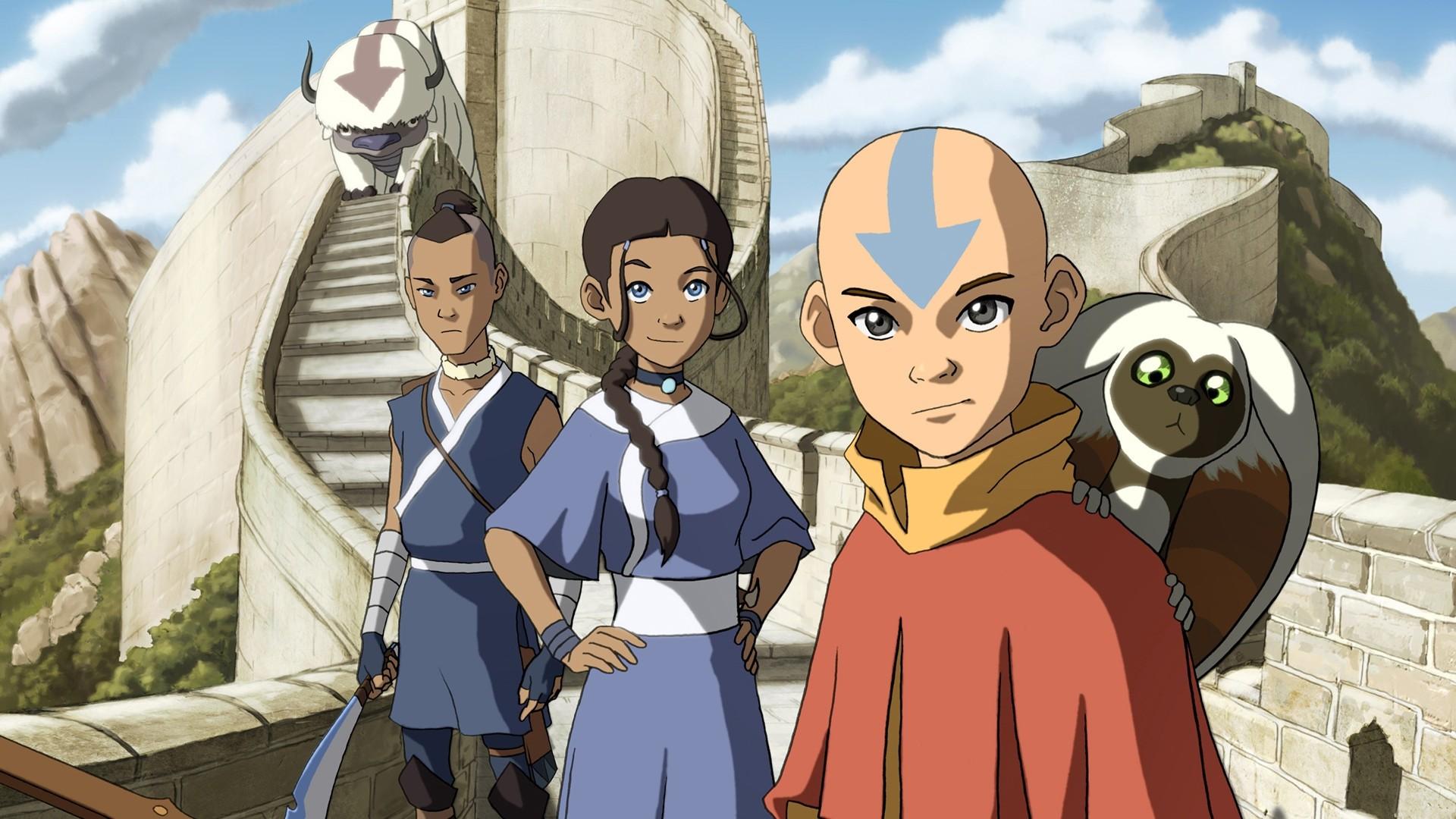 Avatar The Last Airbender Background