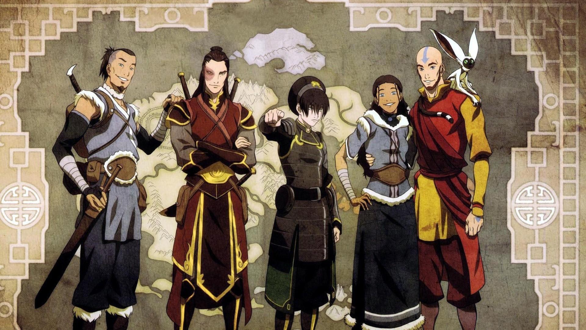 Avatar The Last Airbender hd wallpaper download