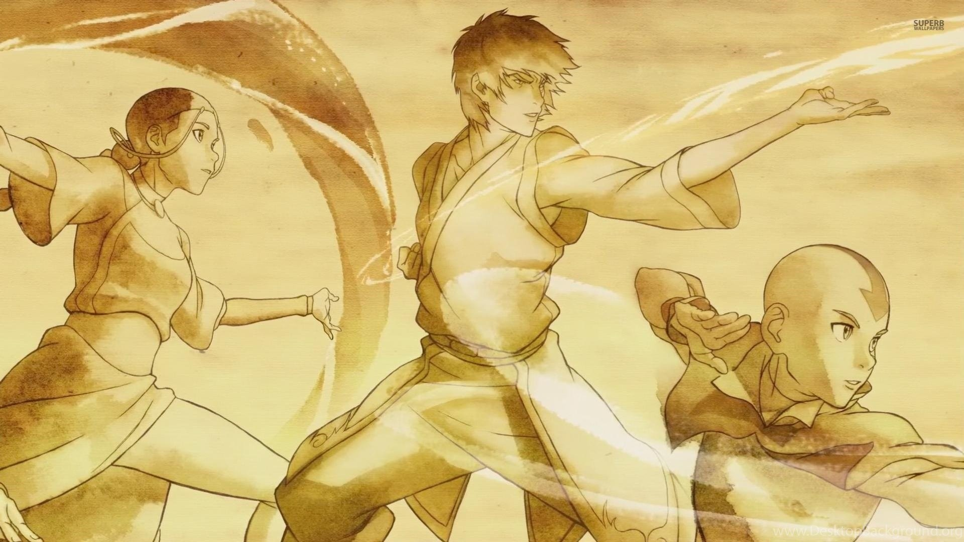 Avatar The Last Airbender wallpaper photo hd