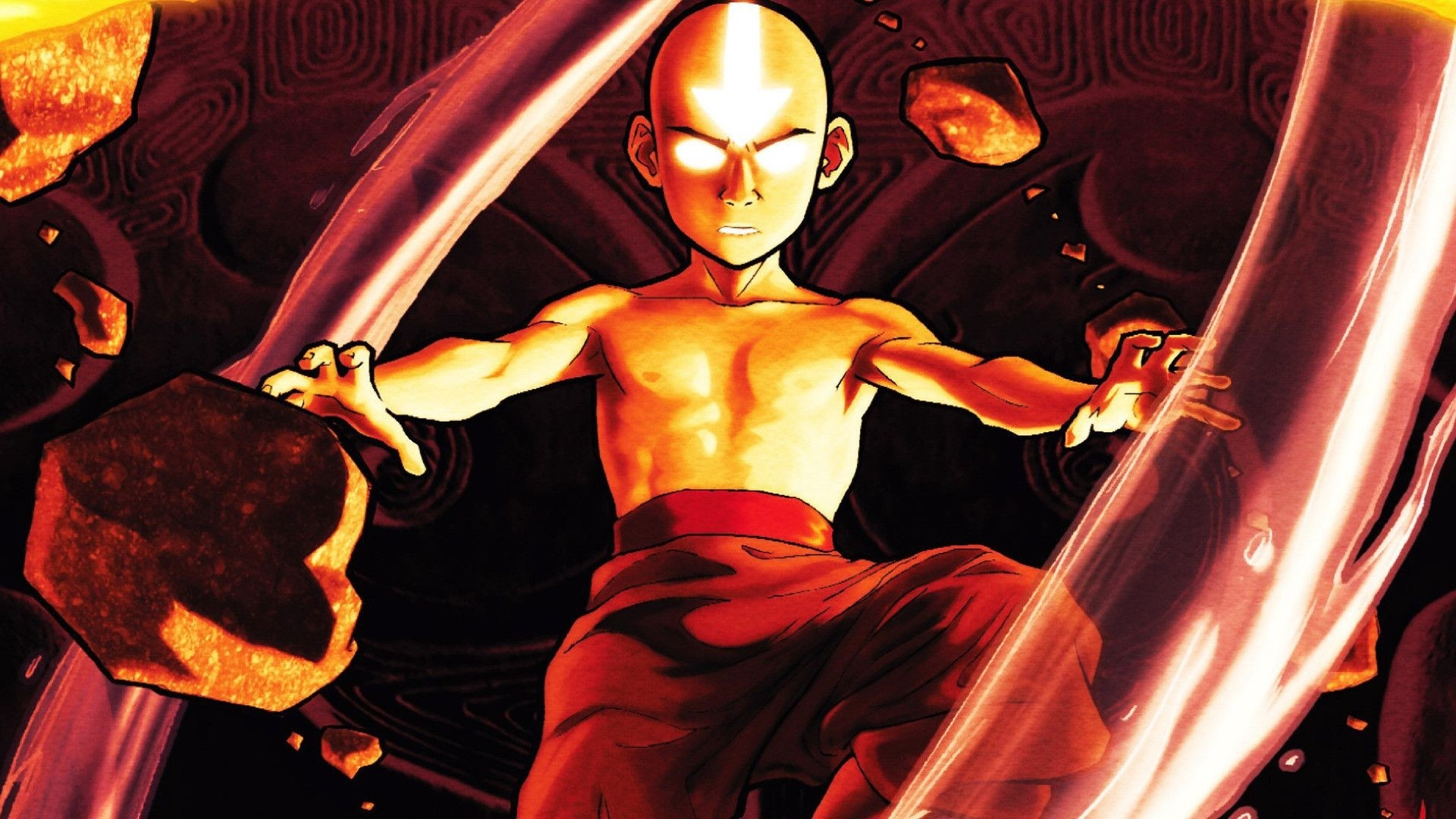 Avatar The Last Airbender Desktop Wallpaper
