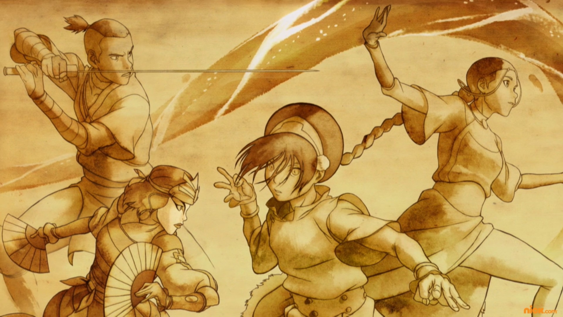 Avatar The Last Airbender Wallpaper Picture hd