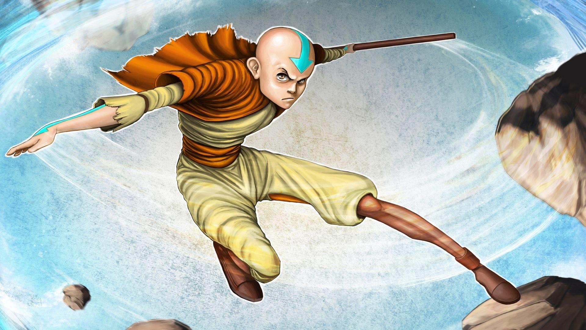 Avatar The Last Airbender Wallpaper image hd