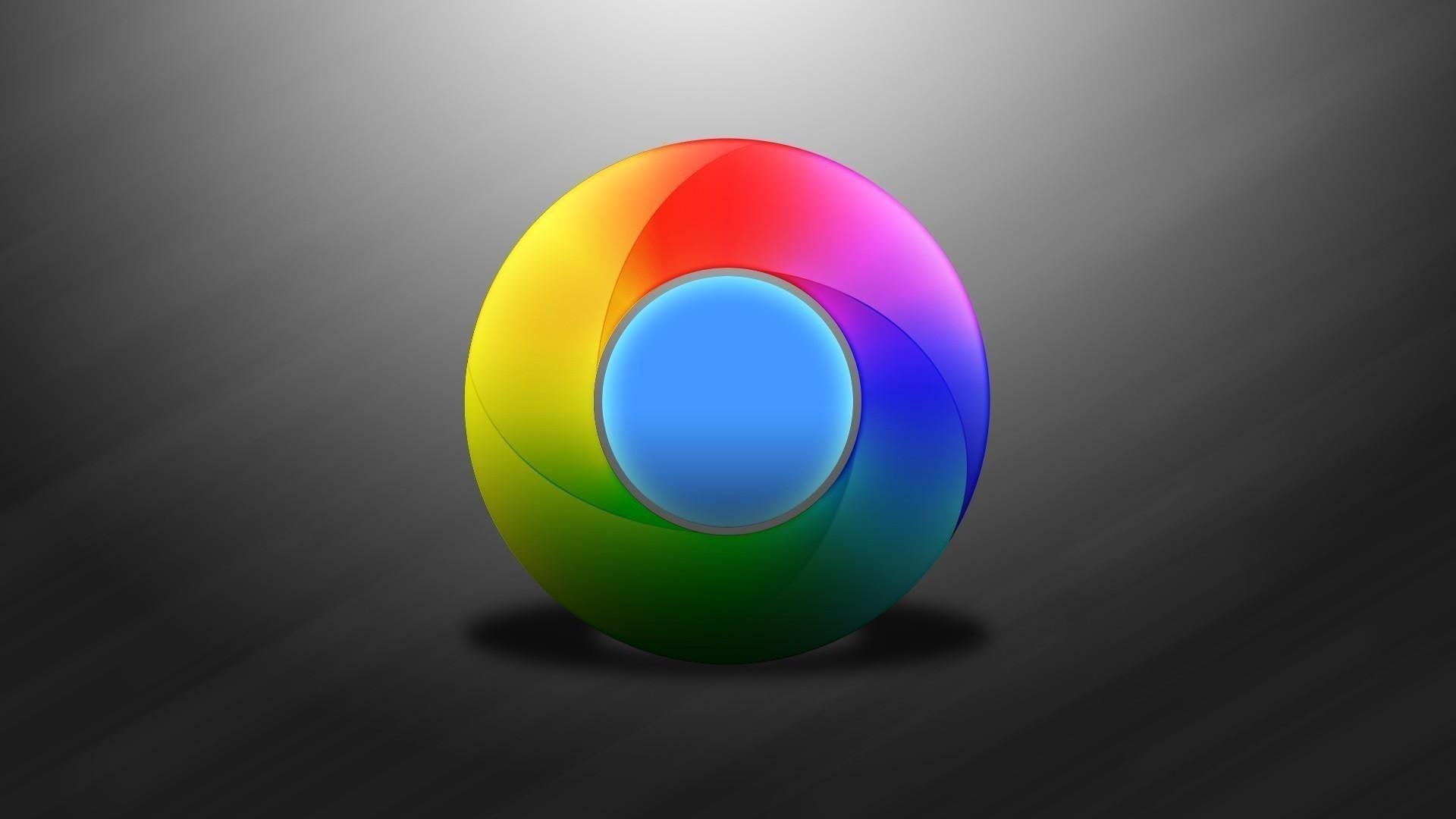 Chrome HD Wallpaper
