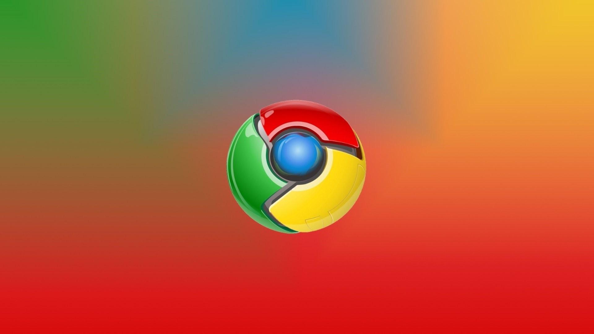 Chrome Background Wallpaper