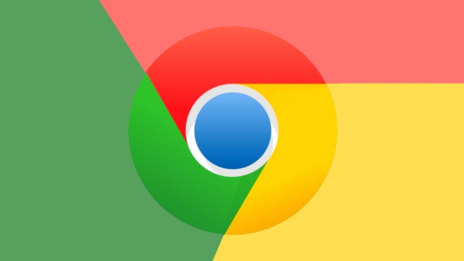 Chrome Wallpaper theme
