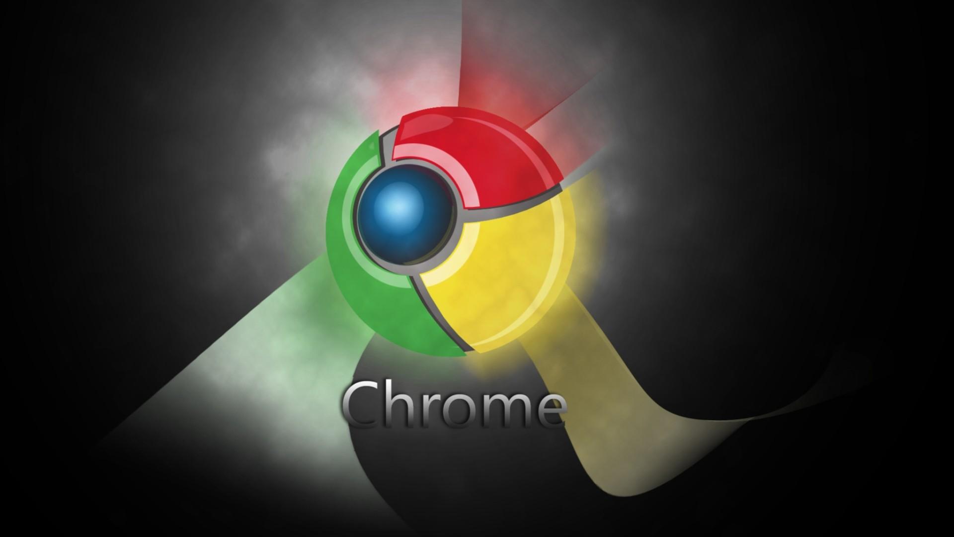 Chrome Desktop Wallpaper
