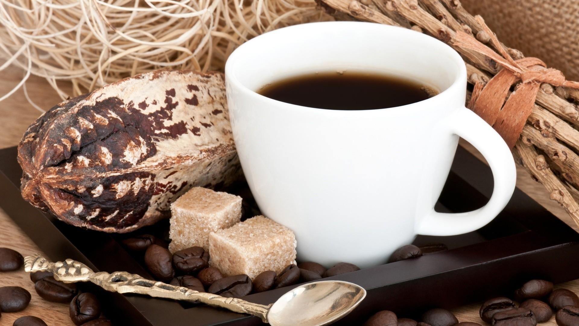 Coffee Full HD Wallpaper