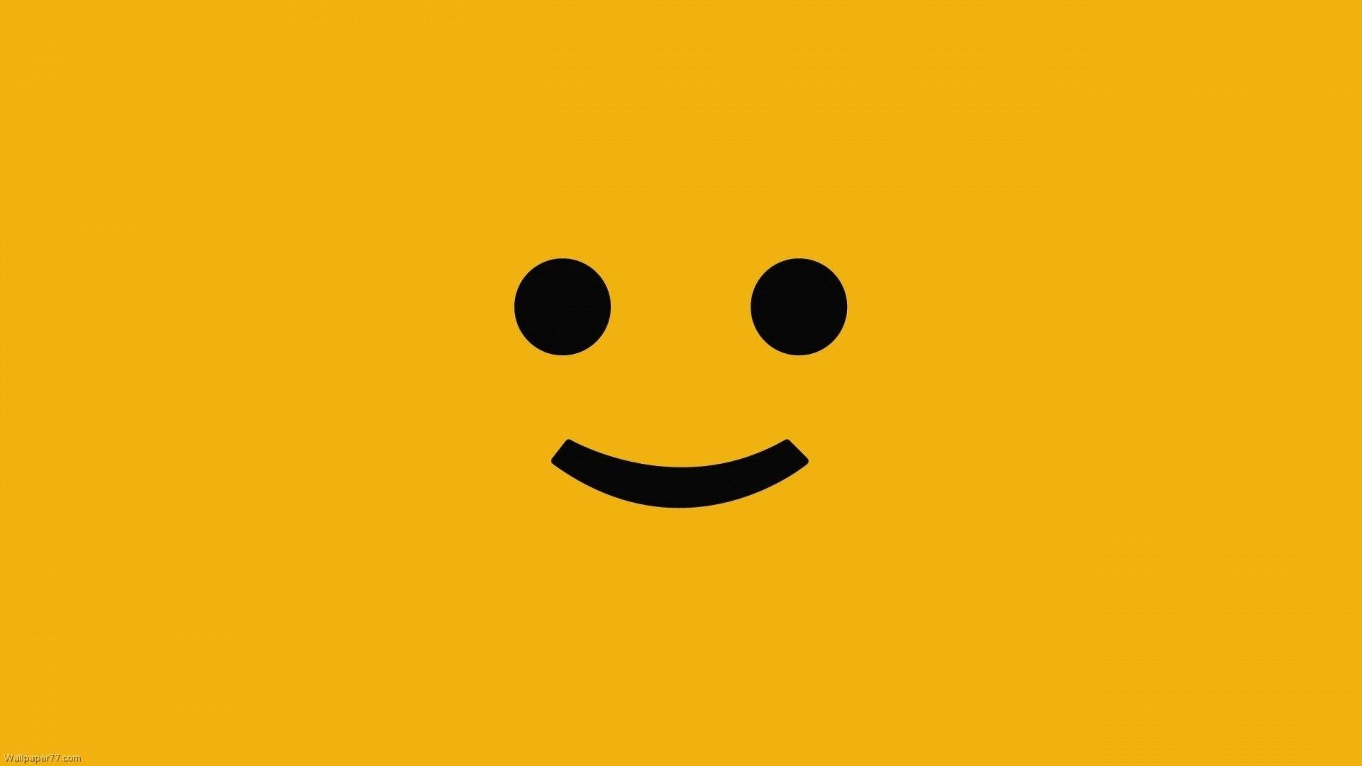 Cute Yellow hd desktop wallpaper