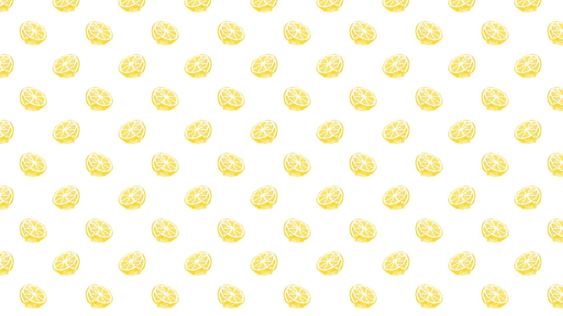 Cute Yellow Full HD Wallpaper