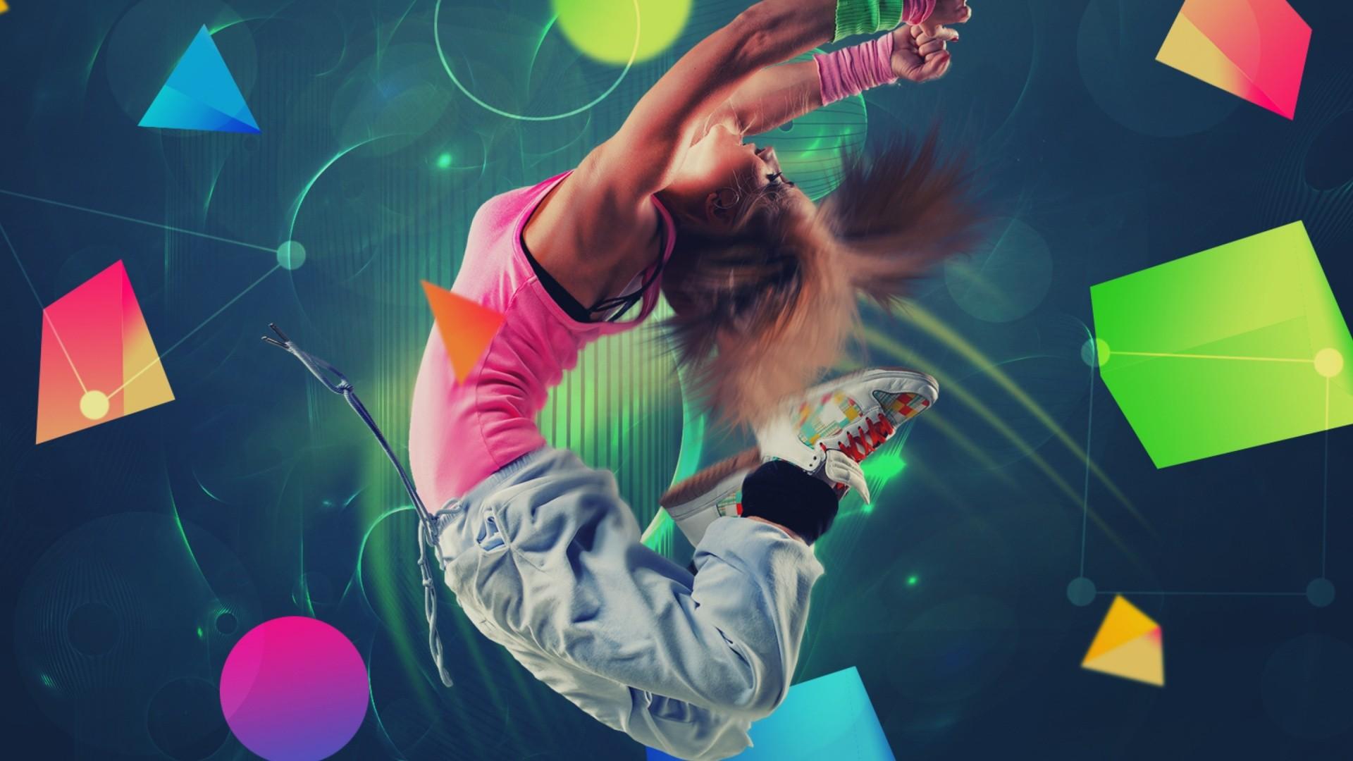 Dance computer wallpaper