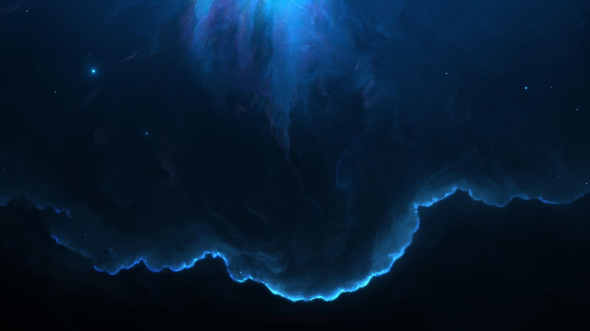 Dark Blue hd wallpaper download