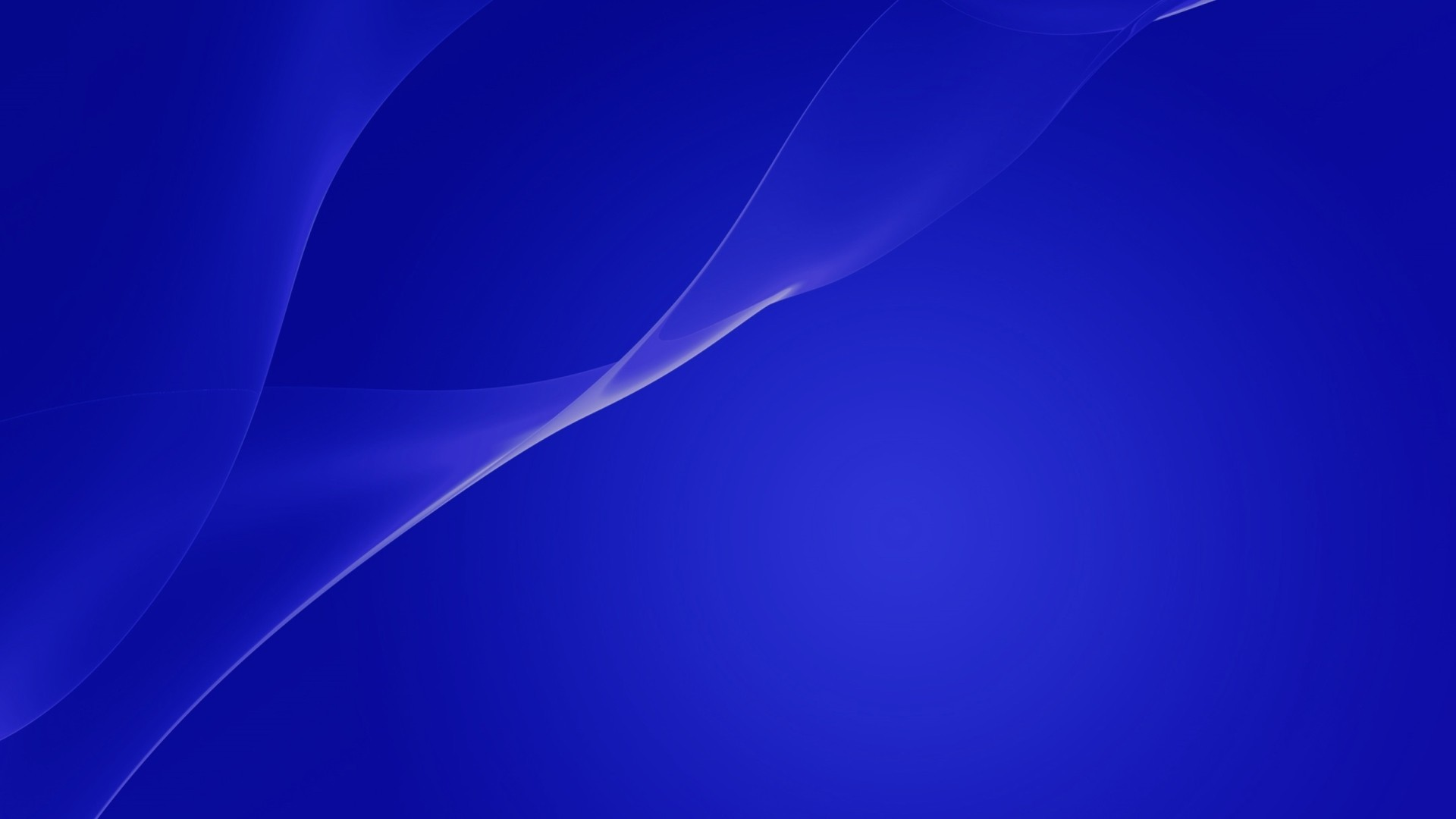 Dark Blue Wallpaper theme