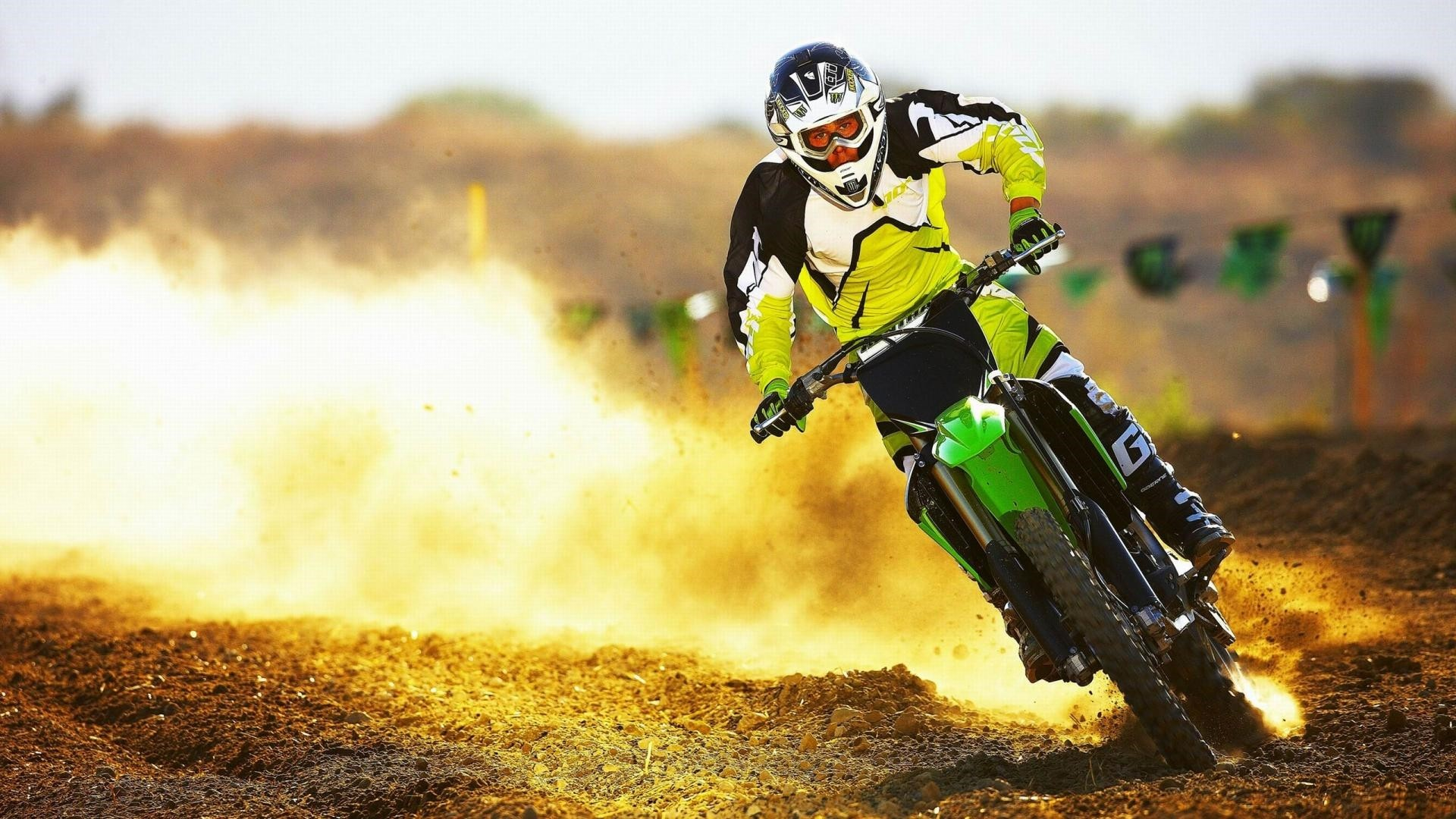 Dirt Bike PC Wallpaper HD