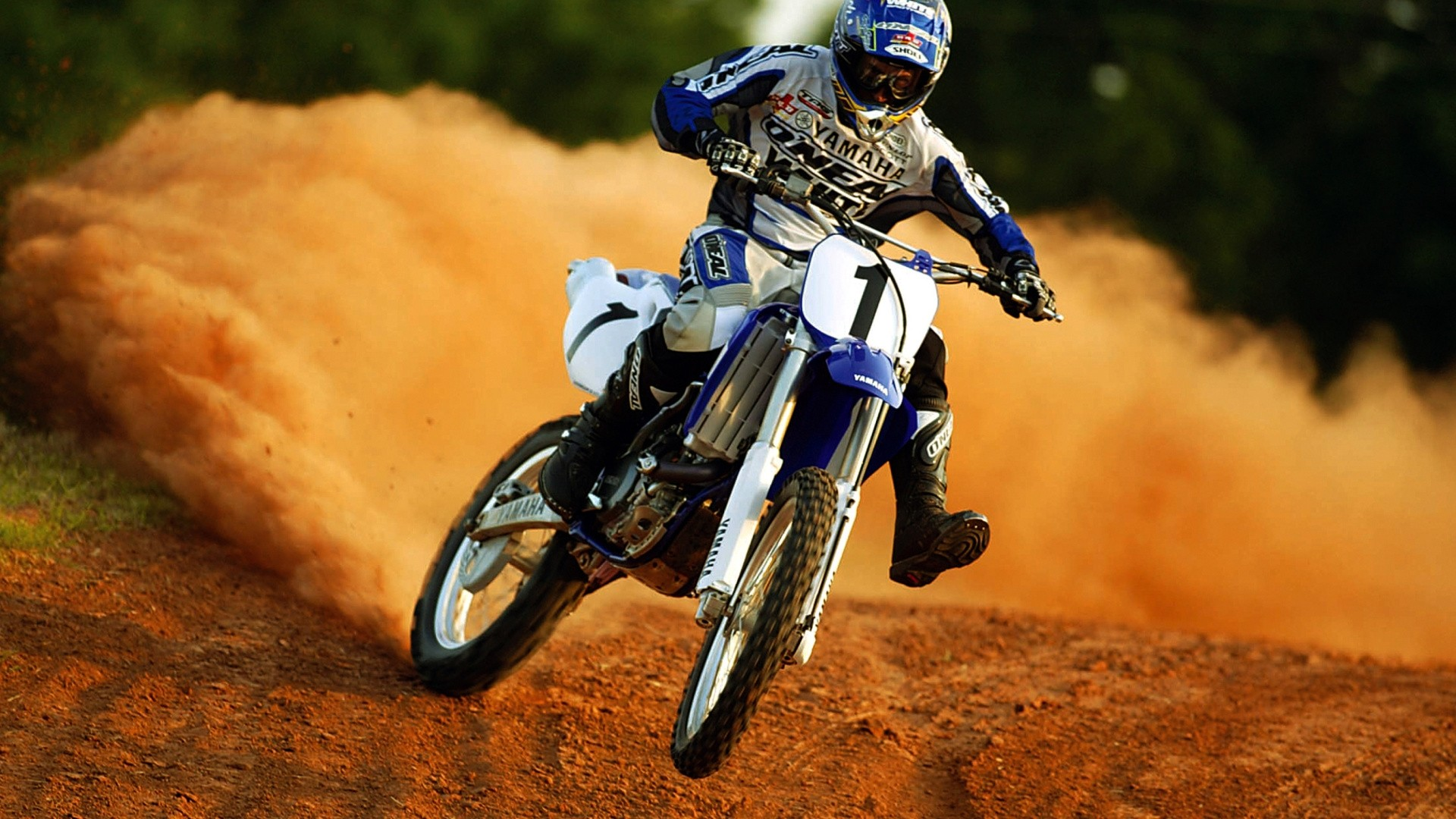 Dirt Bike Free Wallpaper and Background