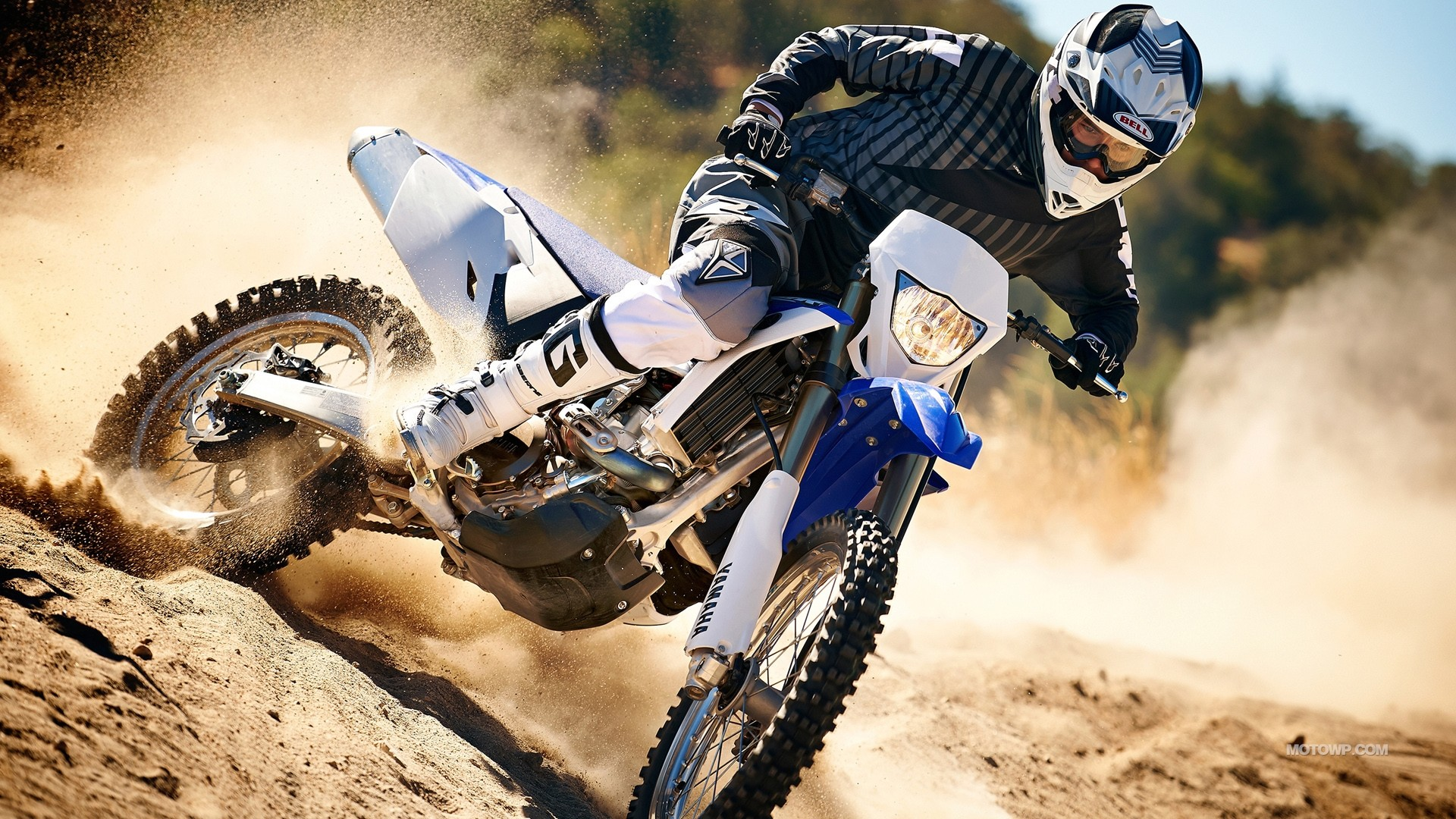 Dirt Bike hd wallpaper download