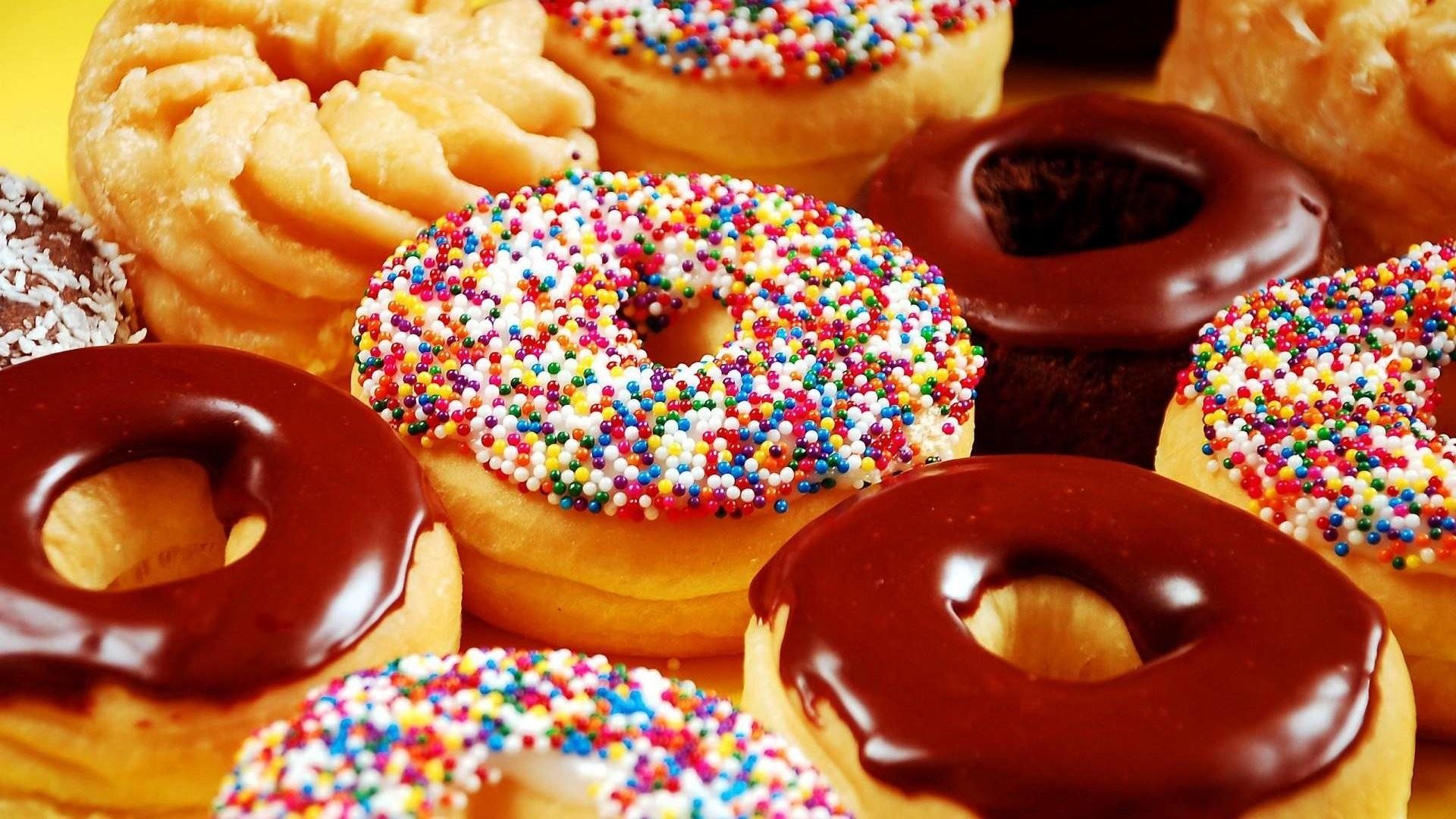 Donut Wallpaper image hd