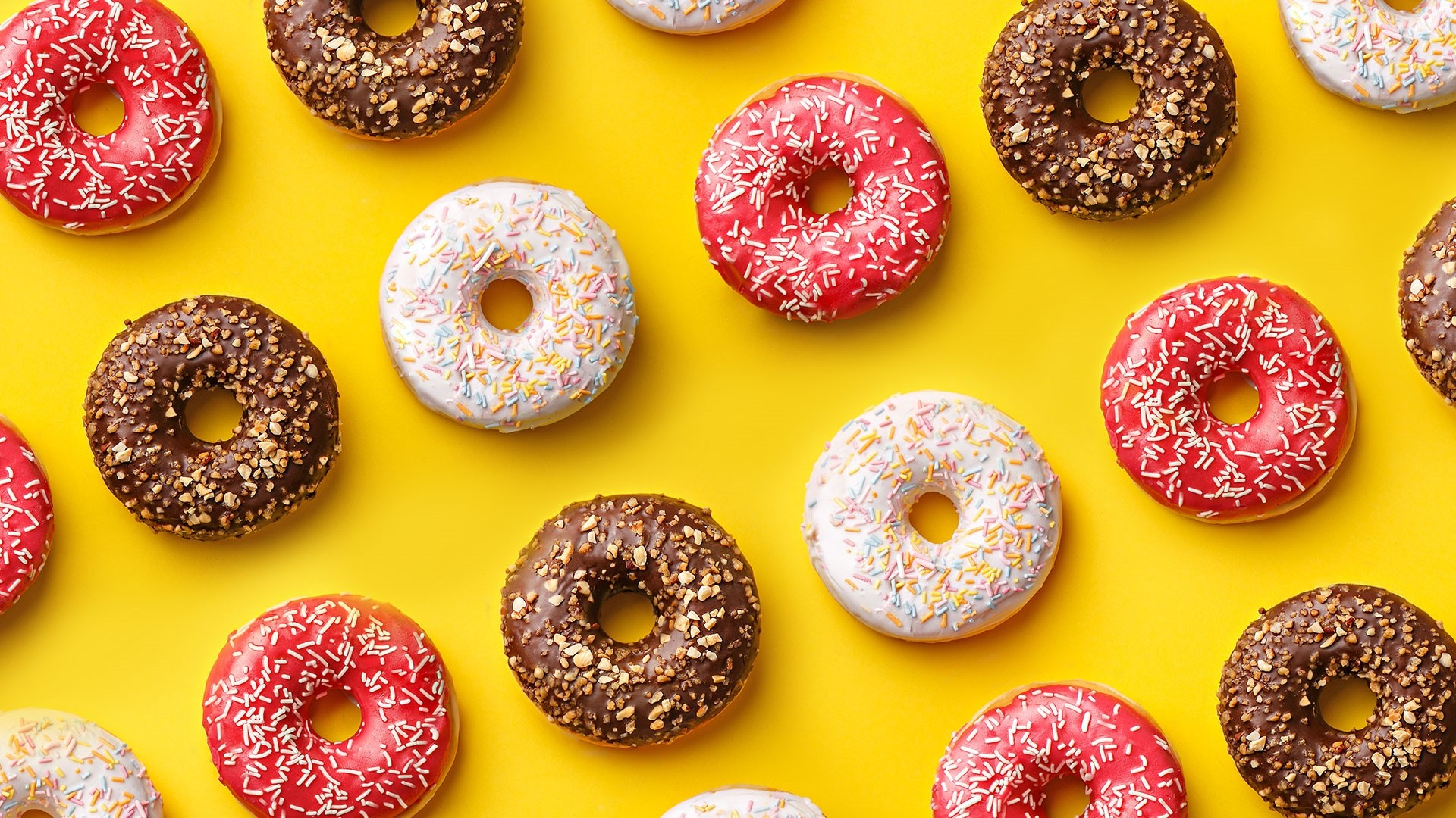 Donut Desktop wallpaper