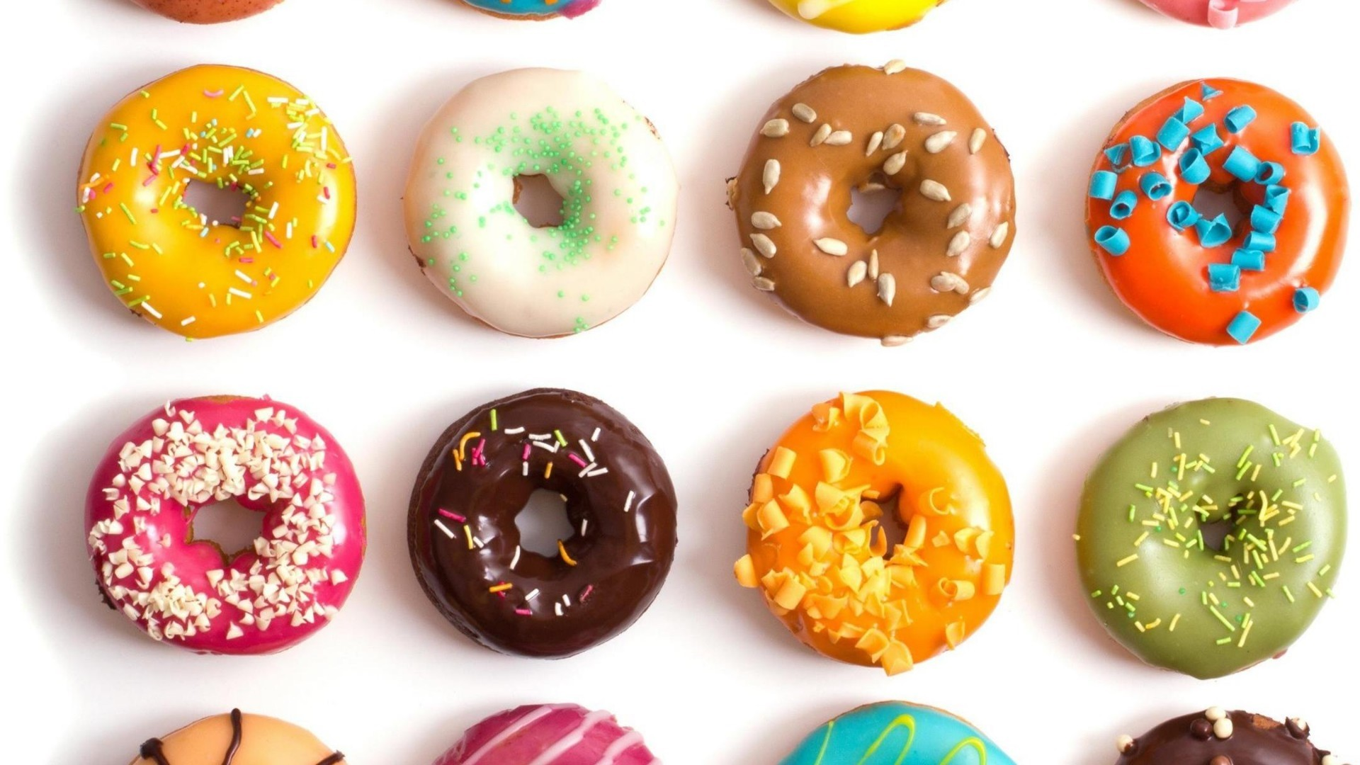 Donut PC Wallpaper