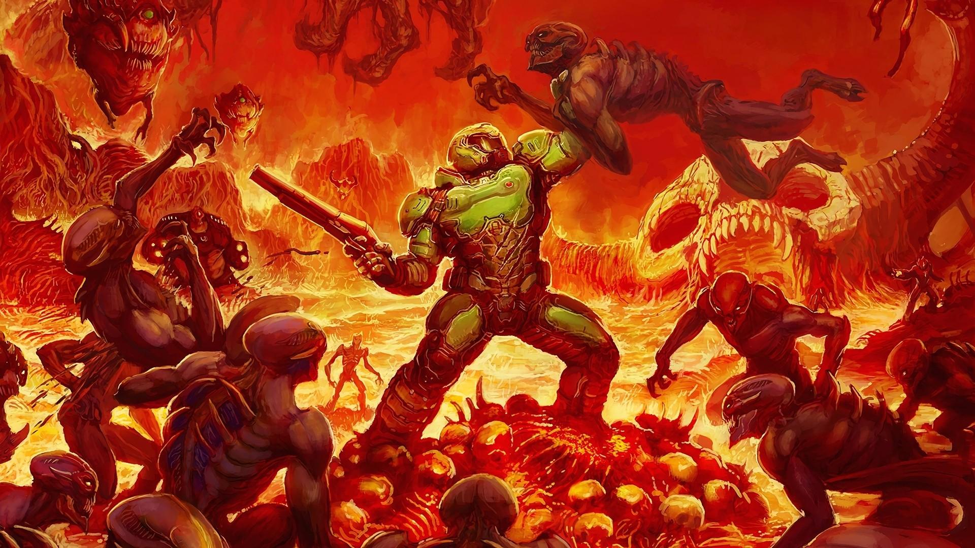 Doom Pic