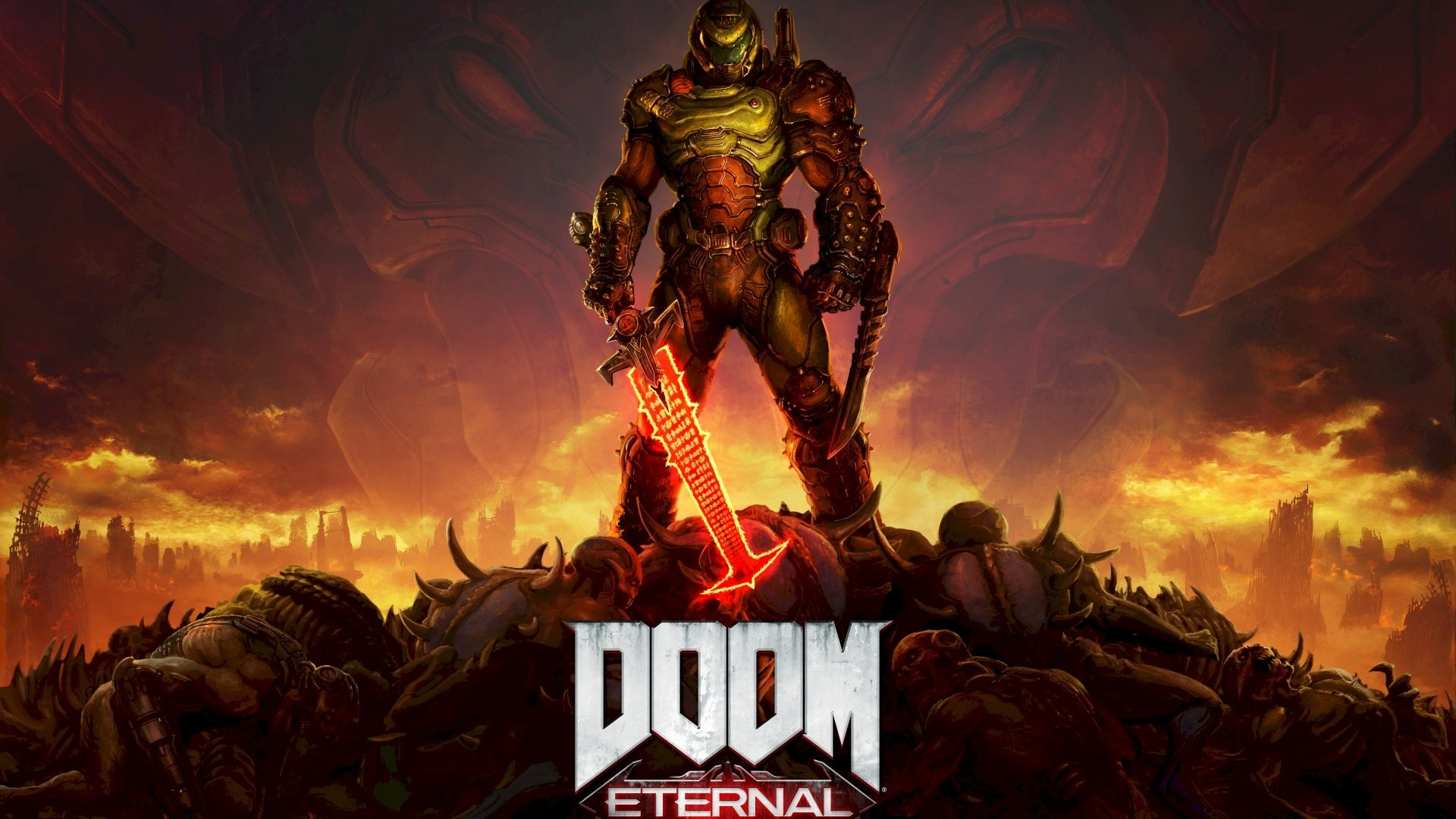 Doom Free Wallpaper and Background