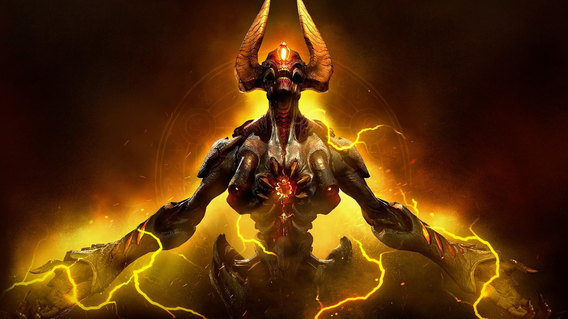Doom Desktop Wallpaper