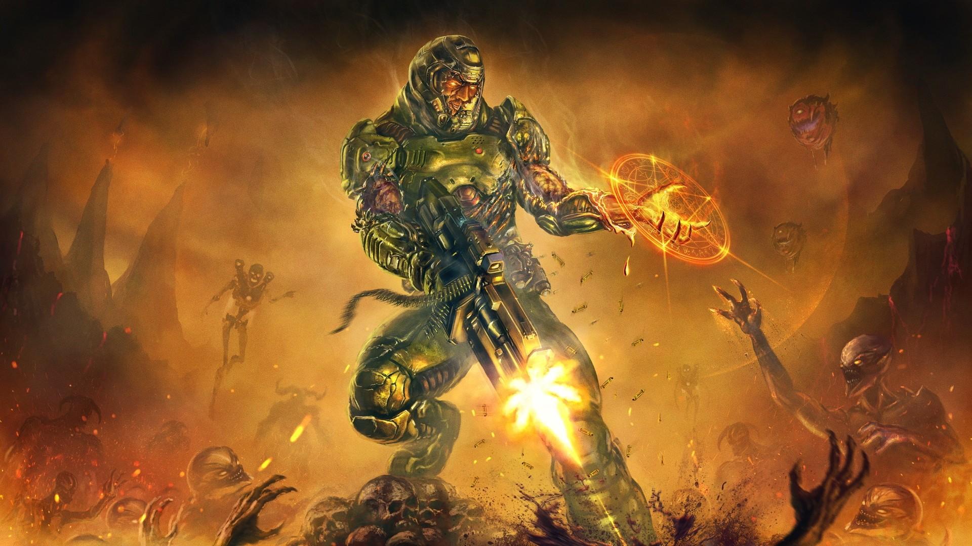Doom Wallpaper Picture hd