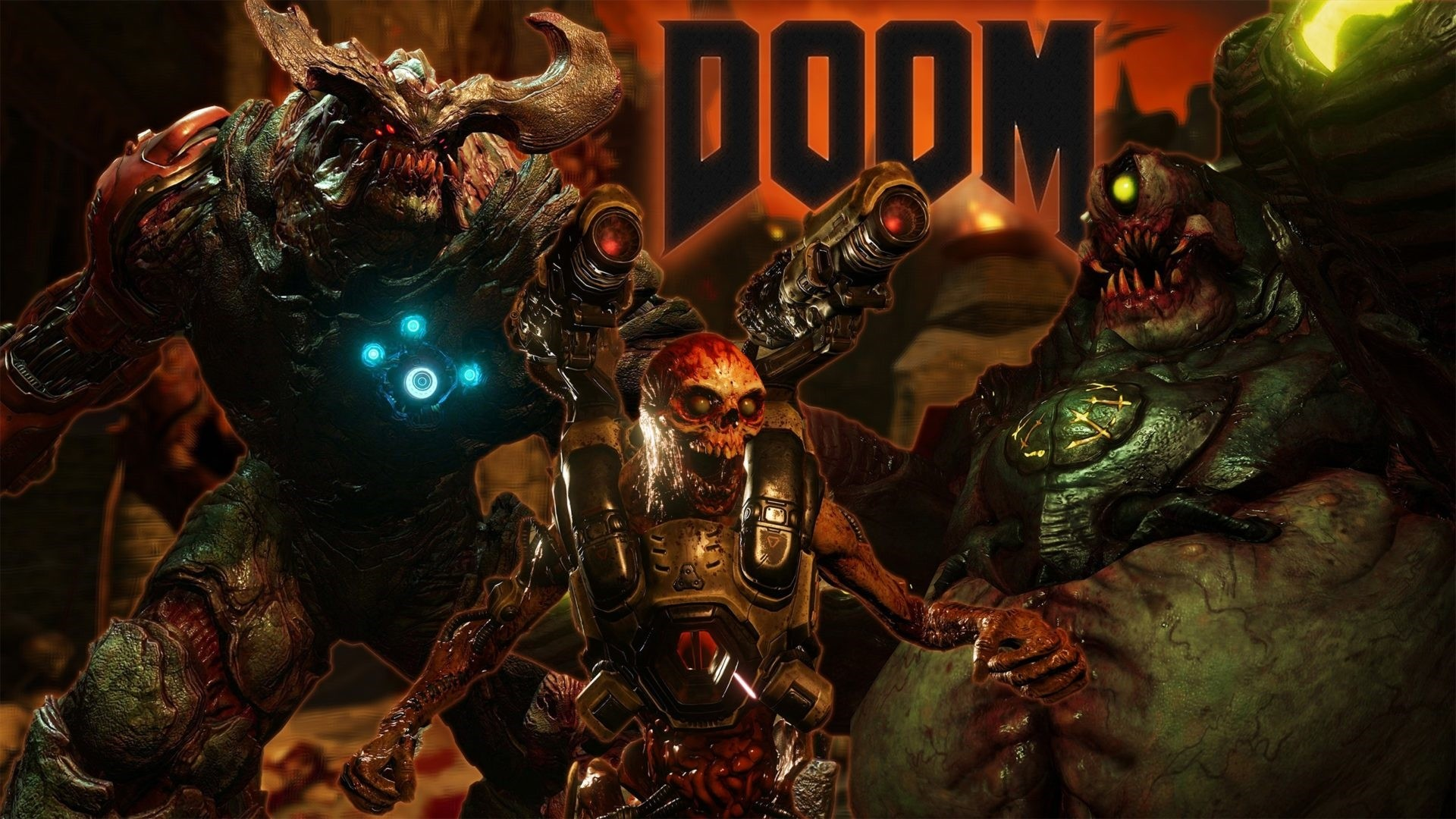 Doom Wallpaper and Background
