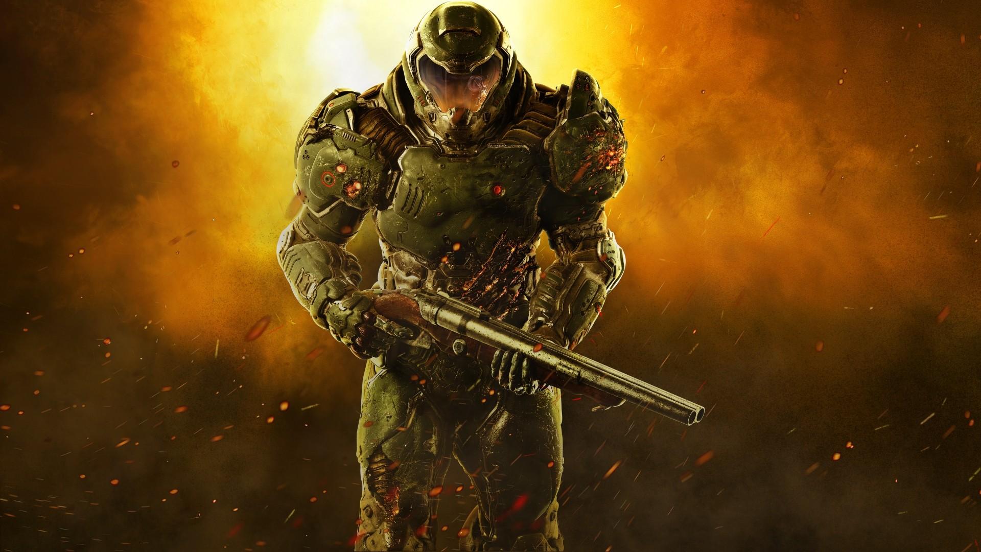 Doom Wallpaper theme