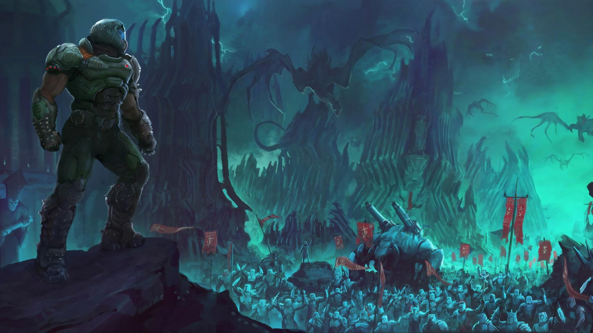 Doom Wallpaper for pc