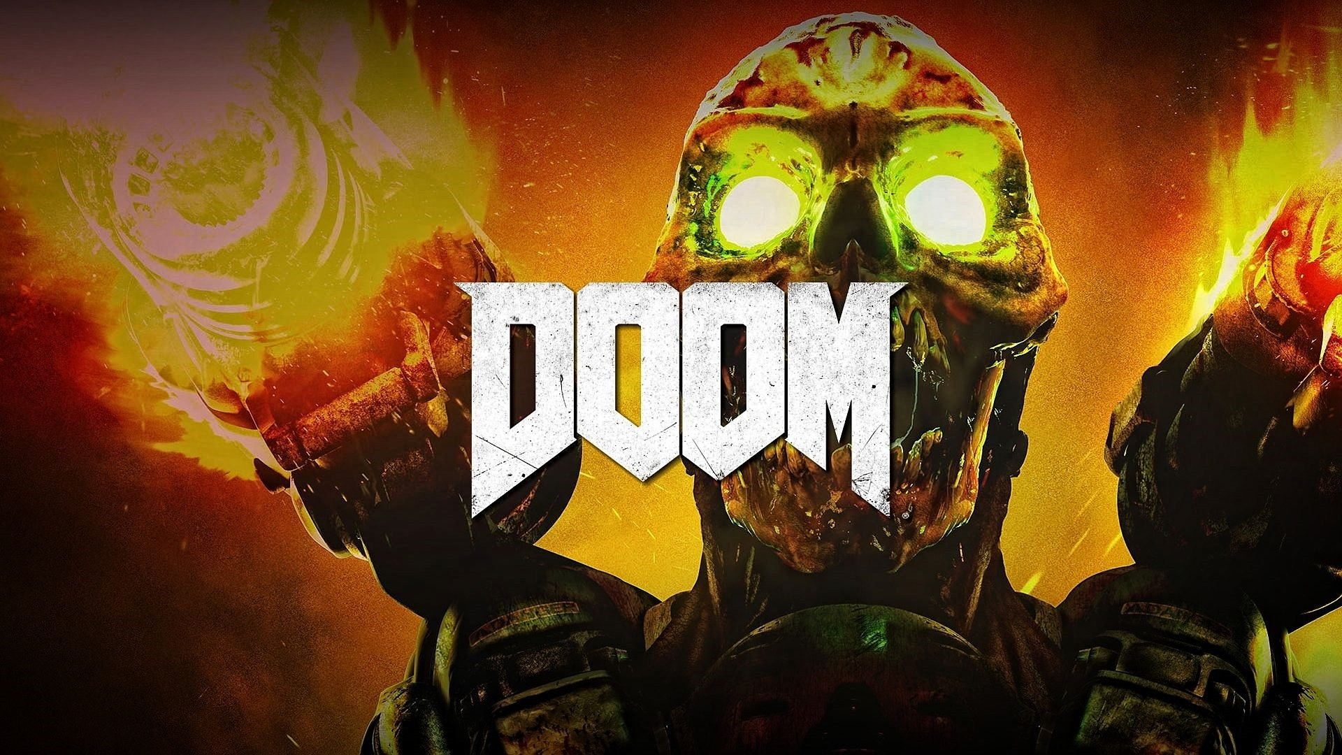 Doom computer wallpaper