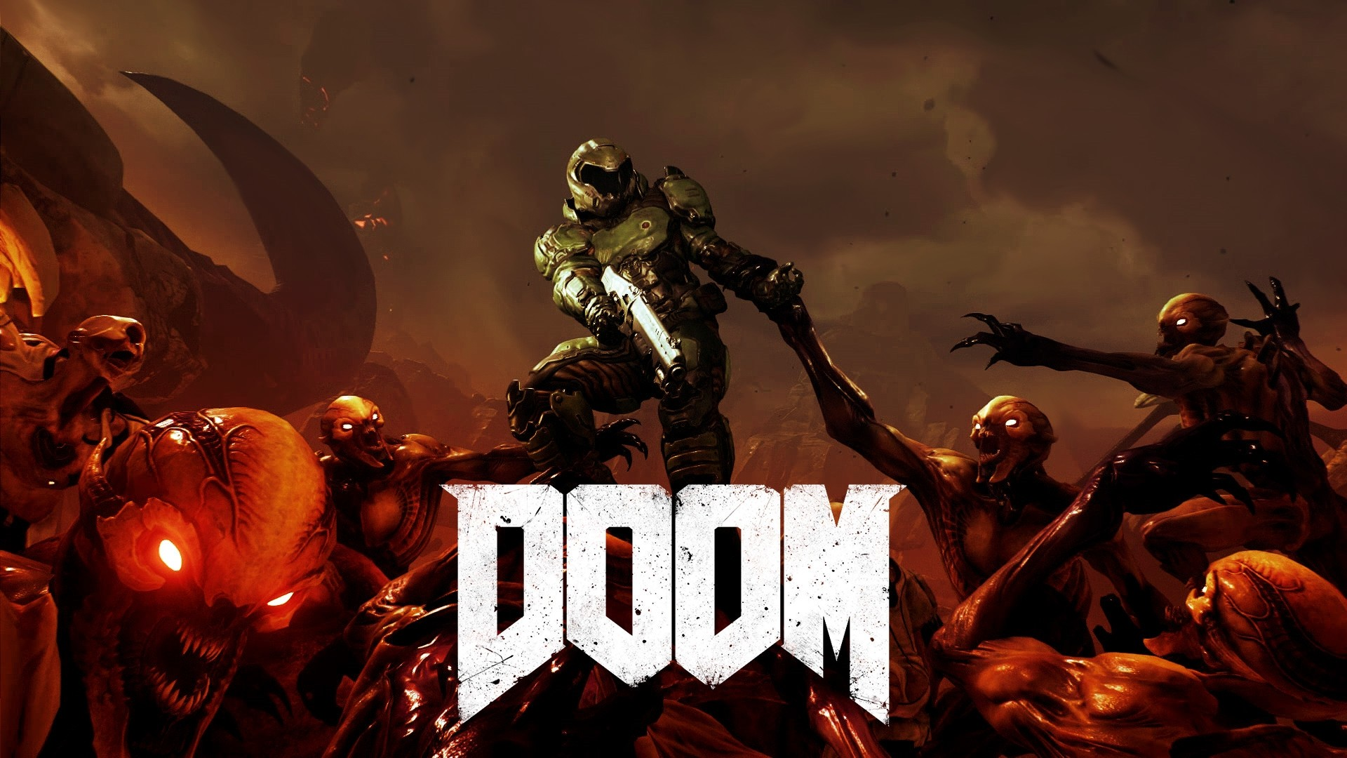 Doom Free Wallpaper