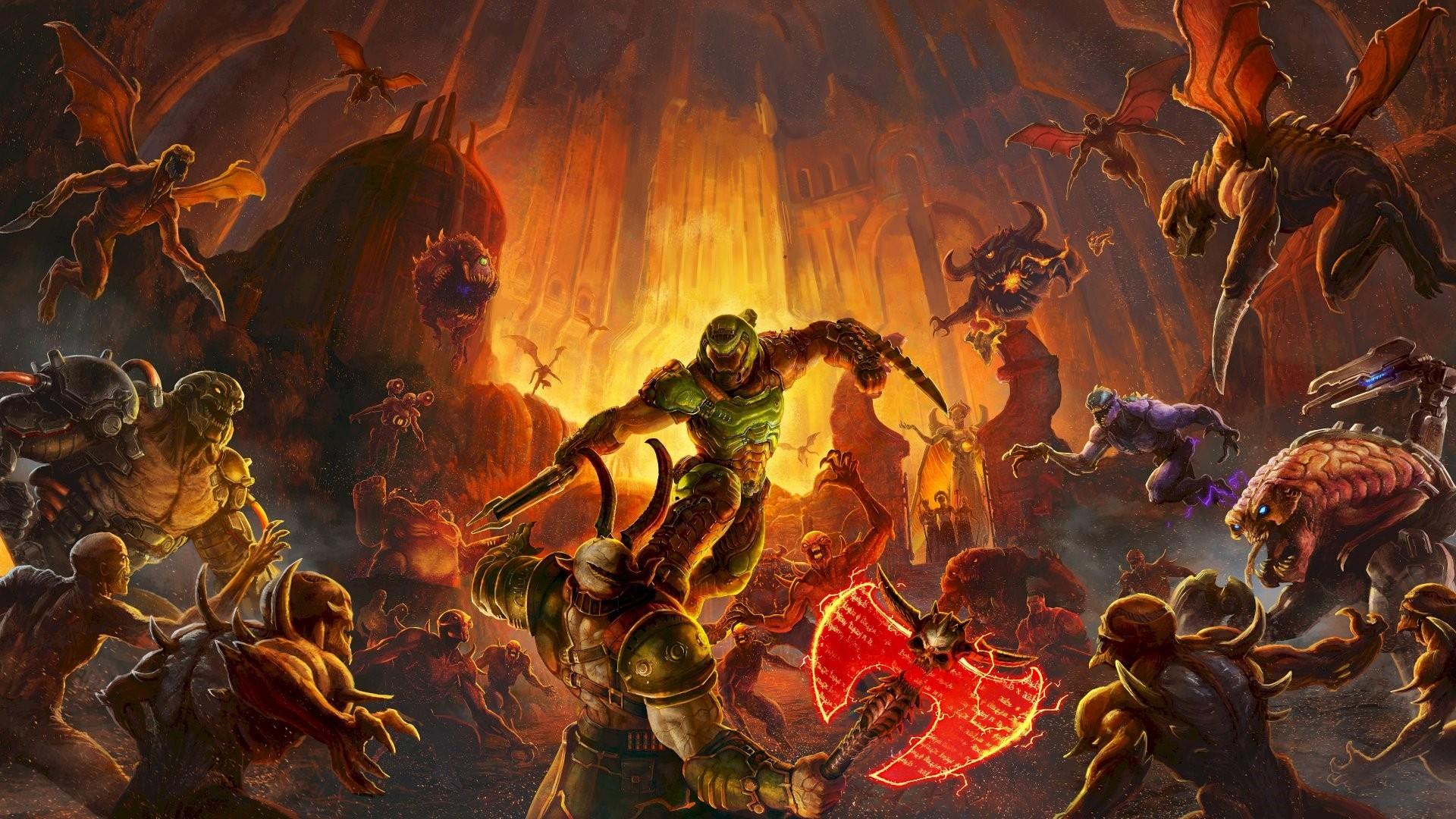 Doom Download Wallpaper