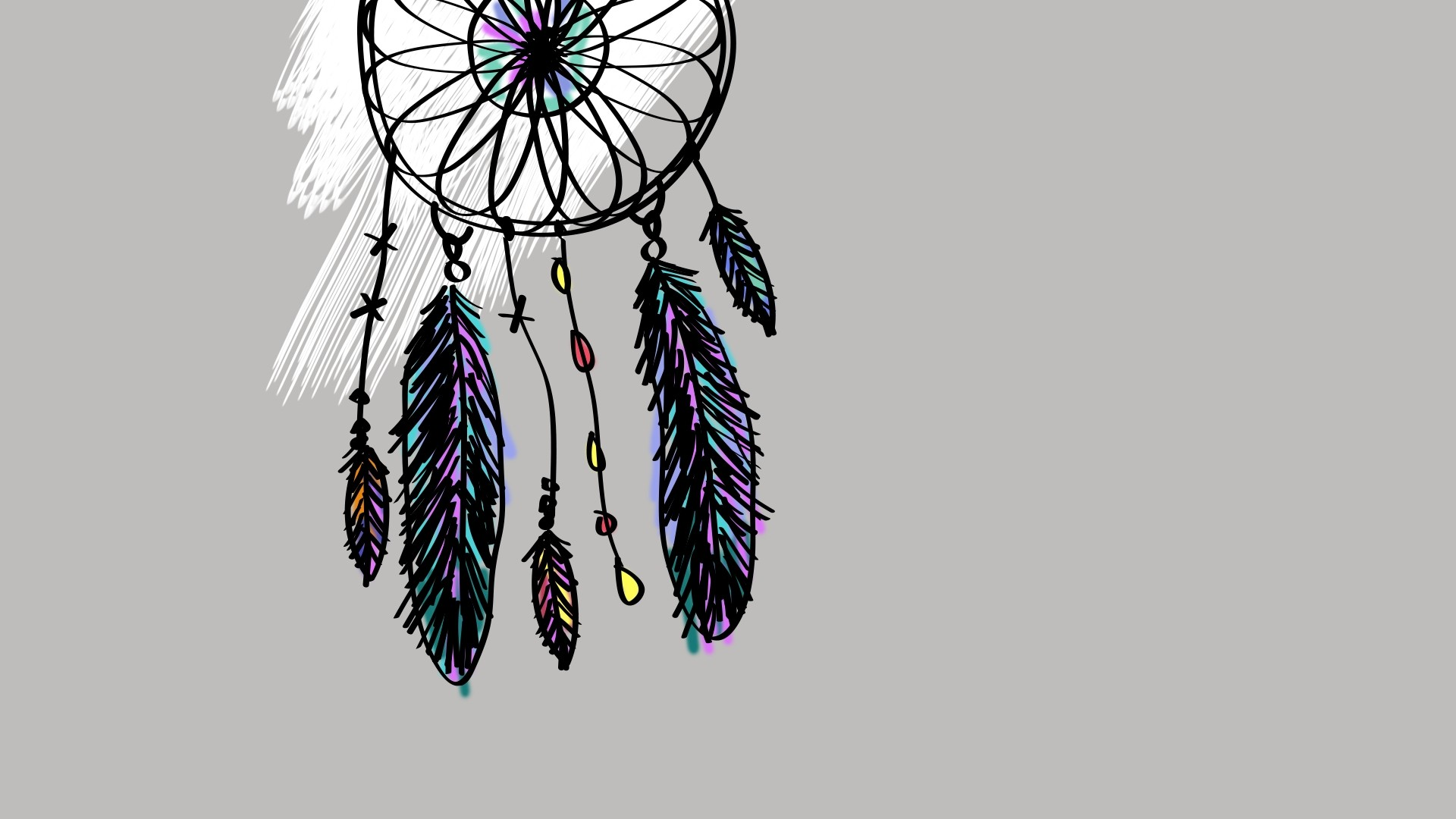 Dreamcatcher Wallpaper for pc