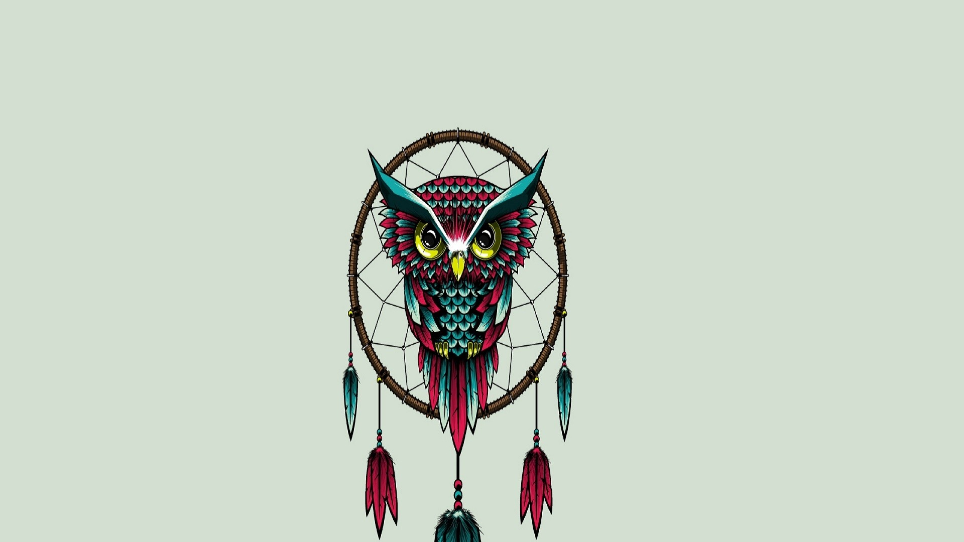 Dreamcatcher Wallpaper theme