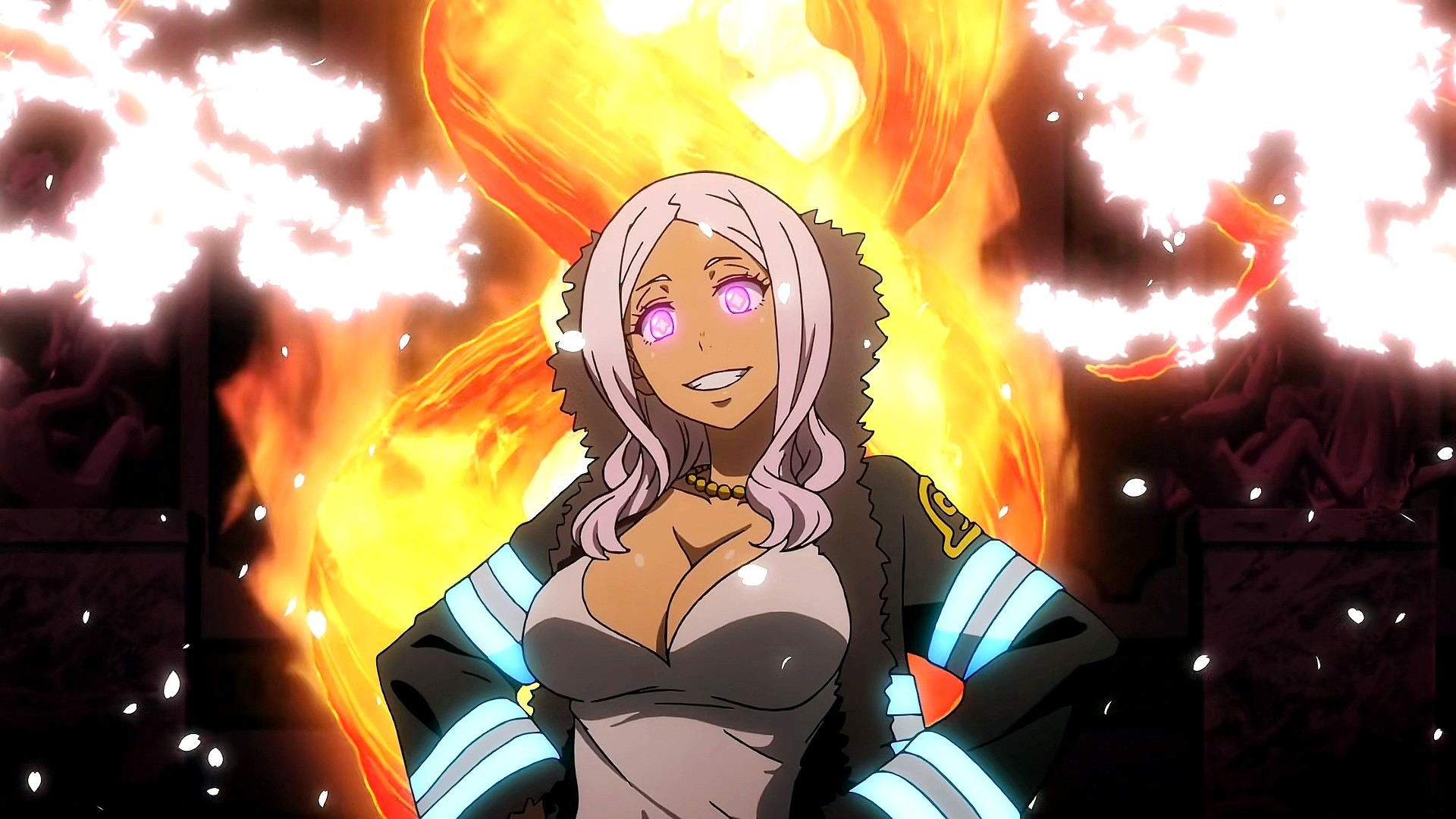 Fire Force Wallpaper and Background