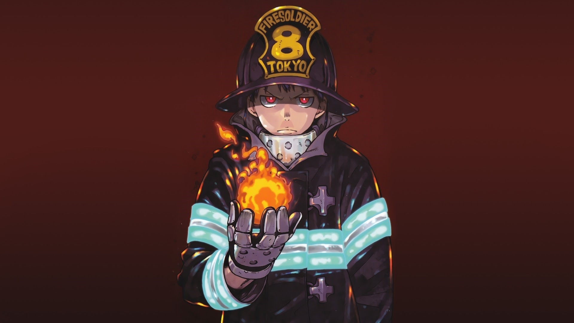 Fire Force Wallpaper Picture hd