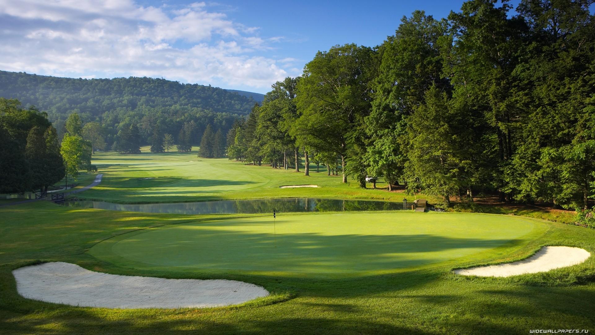Golf PC Wallpaper