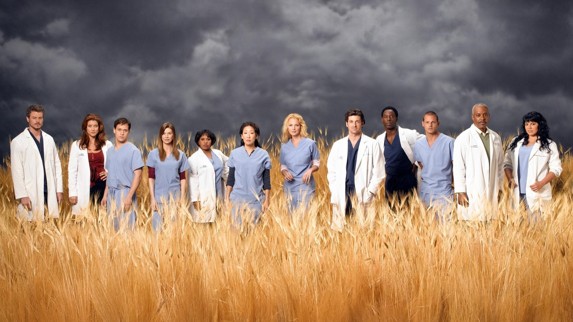 Grey's Anatomy PC Wallpaper