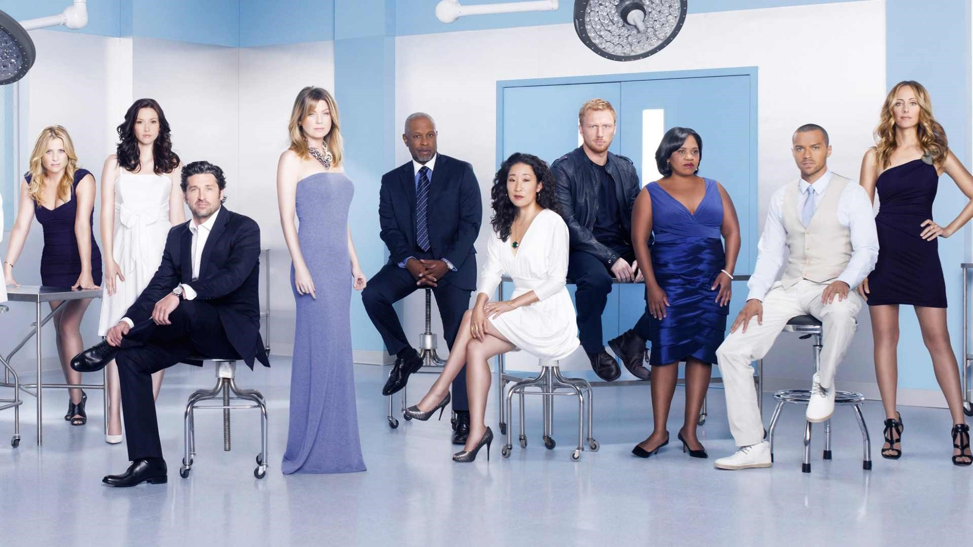 Grey's Anatomy Desktop wallpaper
