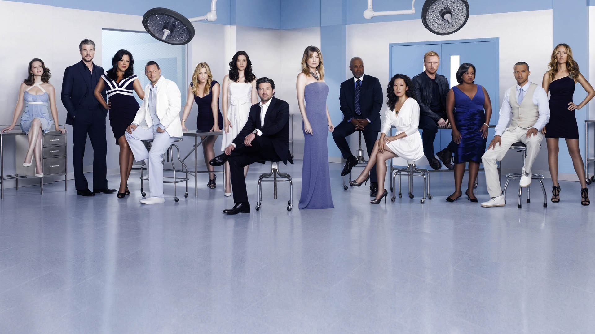 Grey's Anatomy Background Wallpaper