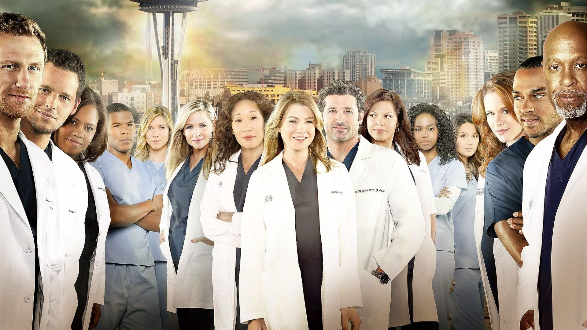 Grey's Anatomy HD Wallpaper