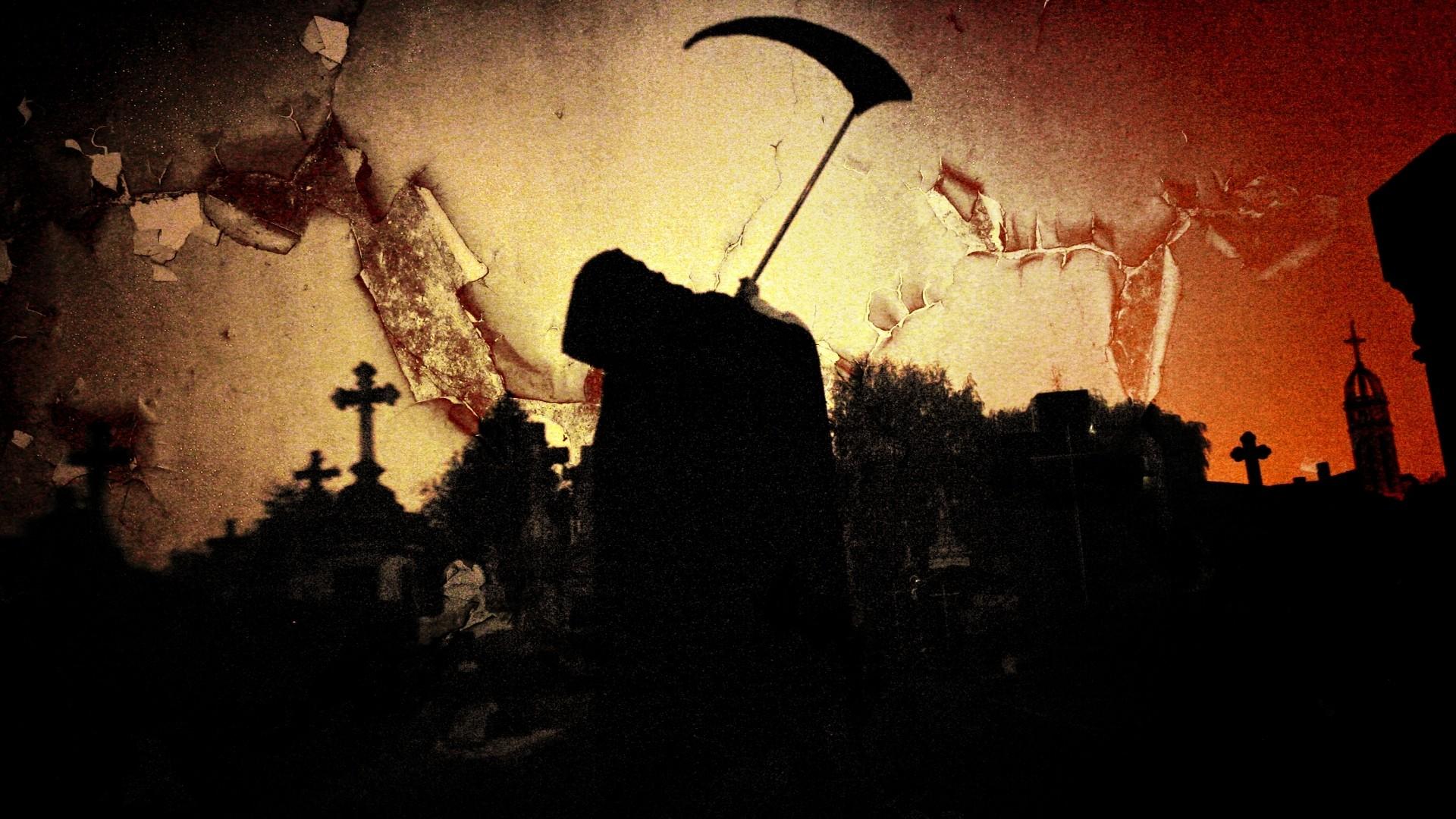 Grim Reaper wallpaper
