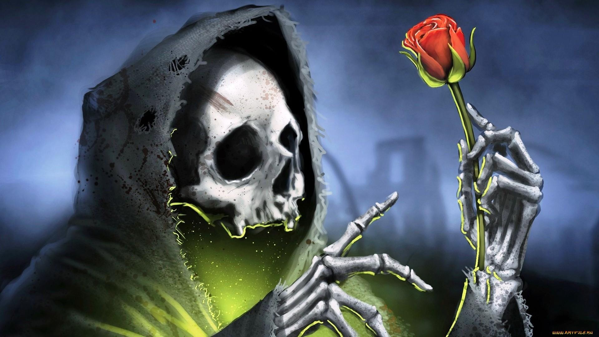 Grim Reaper Background