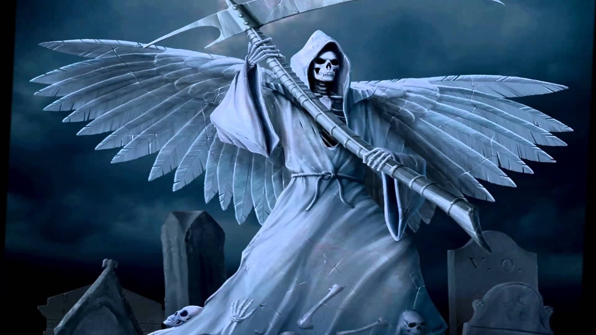 Grim Reaper Free Wallpaper