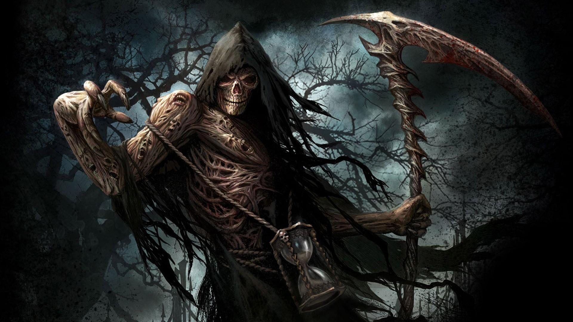 Grim Reaper PC Wallpaper HD
