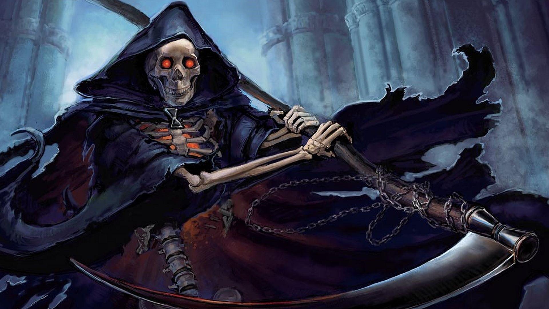 Grim Reaper Wallpaper for pc