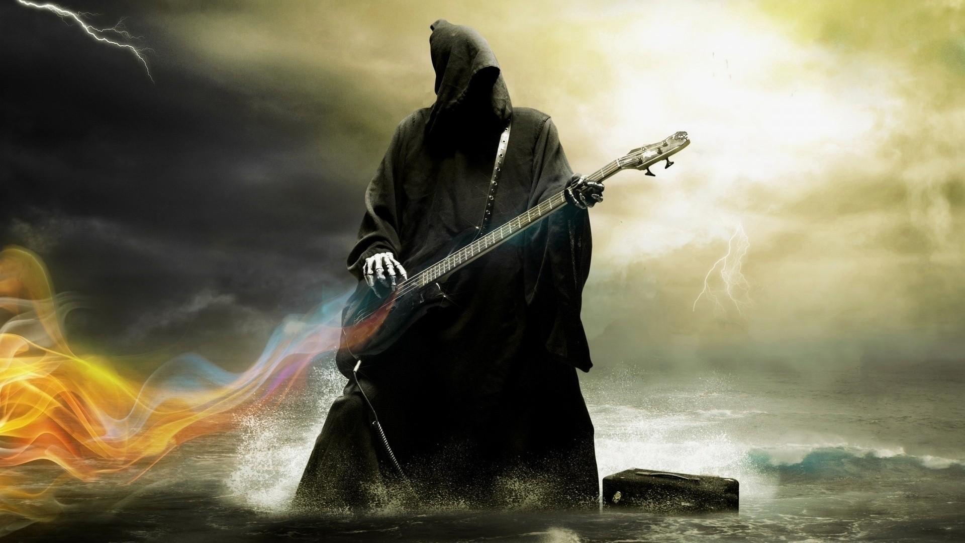 Grim Reaper Desktop Wallpaper