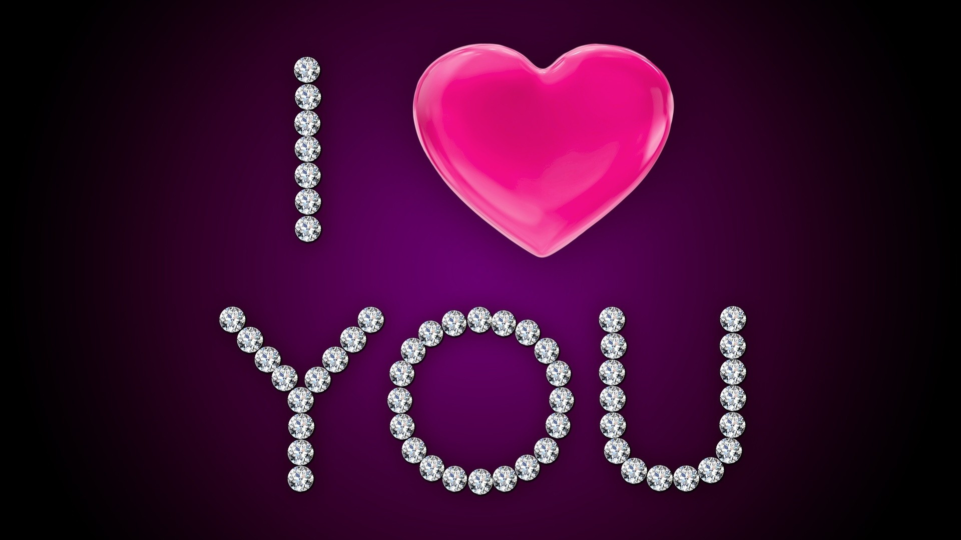 I Love You Wallpaper for pc