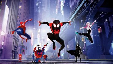 Into The Spider Verse HD Wallpaper